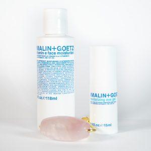 Malin Goetz kit skin care